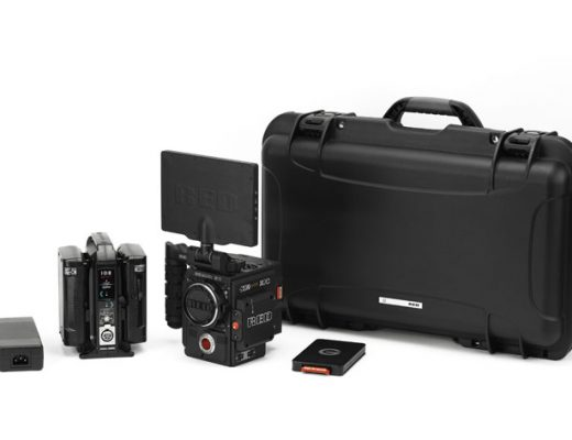 "RED DSMC2 GEMINI camera kit: a ""ready to shoot"" solution"