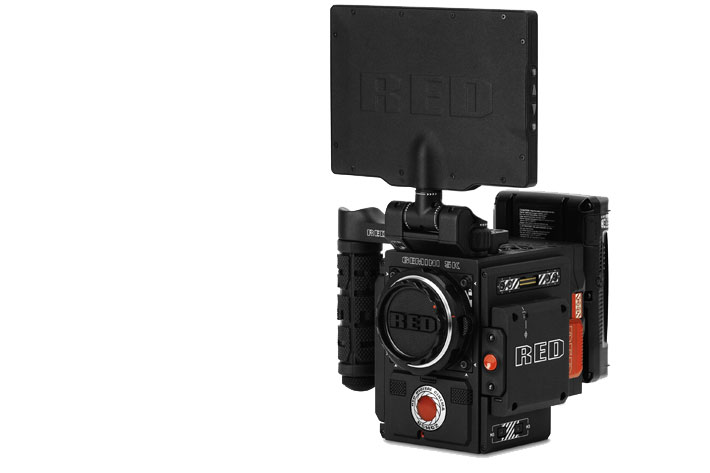 "RED DSMC2 GEMINI camera kit: a new ""ready to shoot"" solution 3"