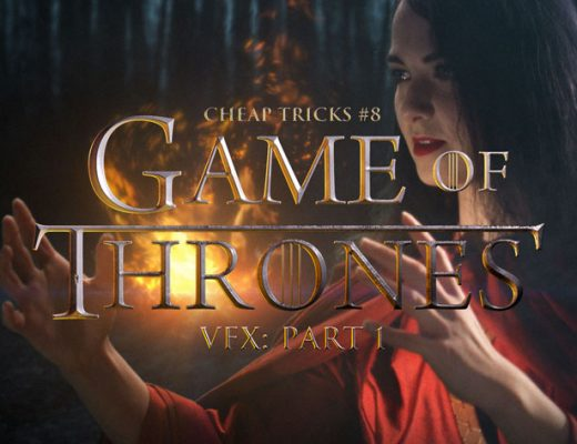 Creating Game of Thrones special effects at home with Red Giant's VFX Suite