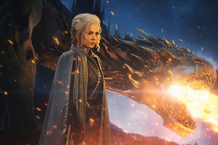 Creating Game of Thrones special effects at home with Red Giant's VFX Suite 3