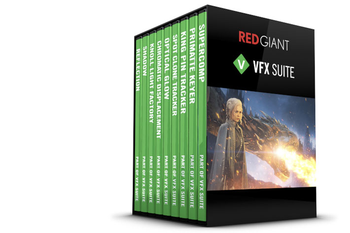 Creating Game of Thrones special effects at home with Red Giant's