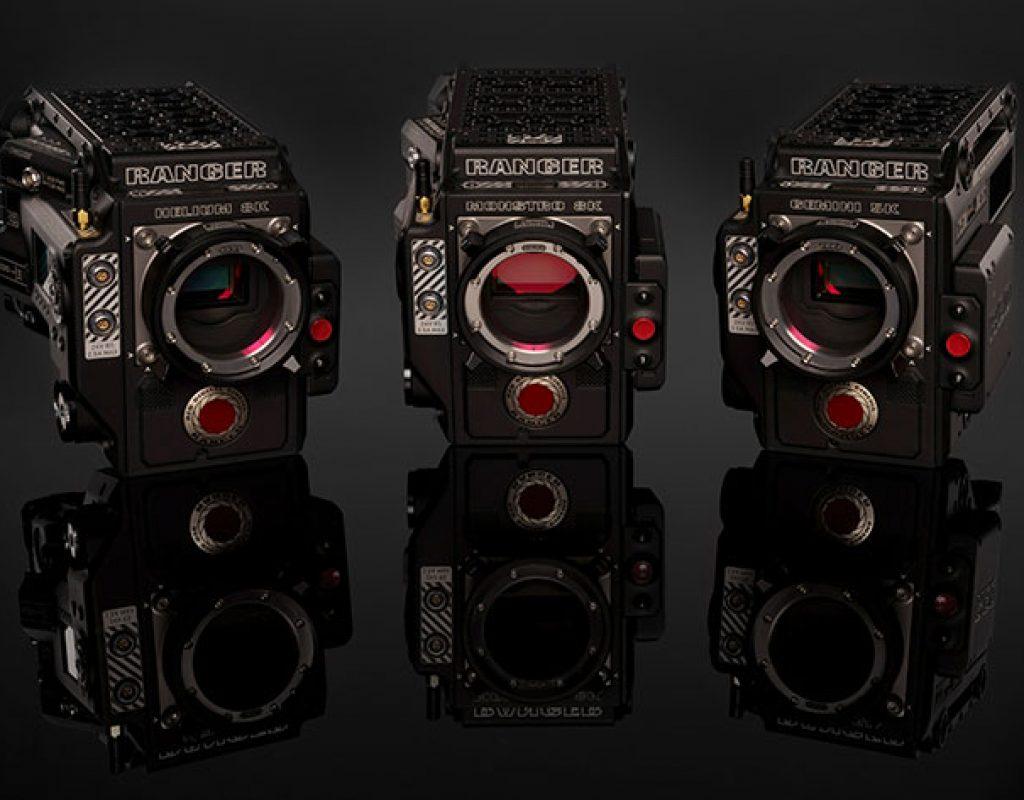 RED RANGER camera ecosystem gets Helium and Gemini sensors 3