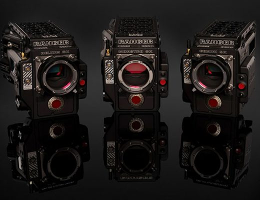 RED RANGER camera ecosystem gets Helium and Gemini sensors 20
