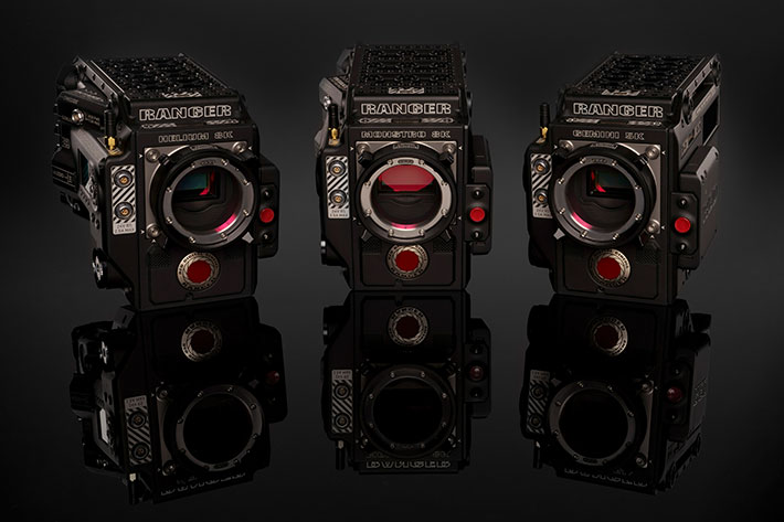 RED RANGER camera ecosystem gets Helium and Gemini sensors 2
