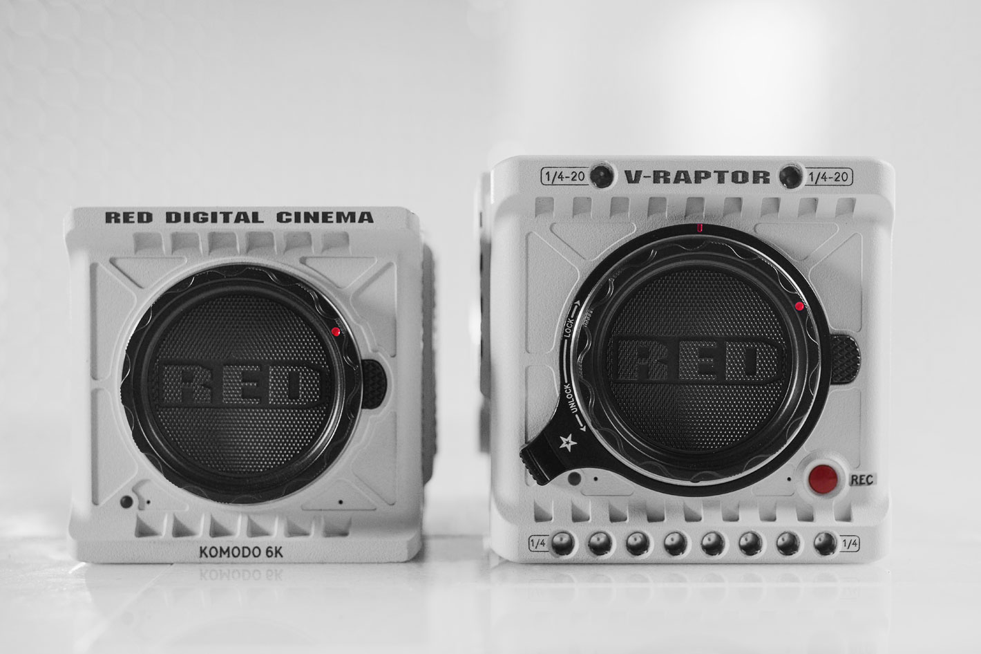 RED Digital Cinema launches V-RAPTOR 8K VV, a next-generation camera