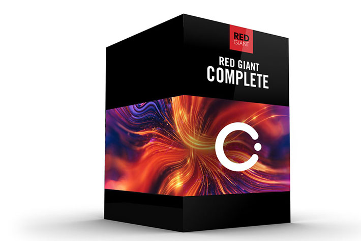 Red Giant Complete: all the tools at one low price