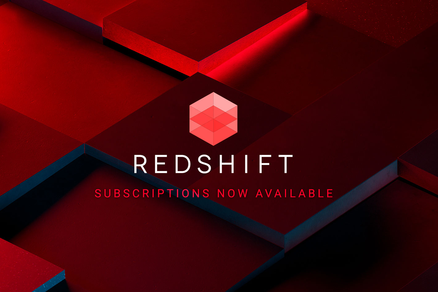 Maxon's Redshift now available as subscription