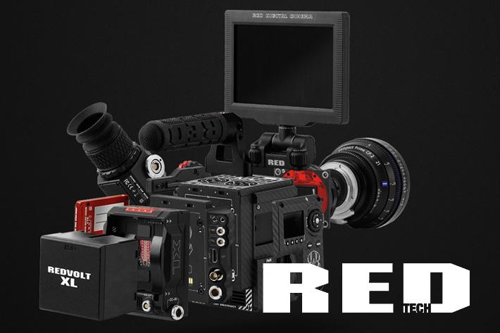 RED TECH explains RED Digital Cinema cameras