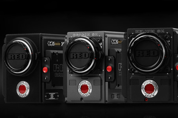RED cameras at the USC School of Cinematic Arts