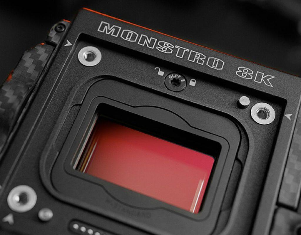 RED's new 8K MONSTRO sensor