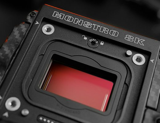 RED's new 8K MONSTRO sensor
