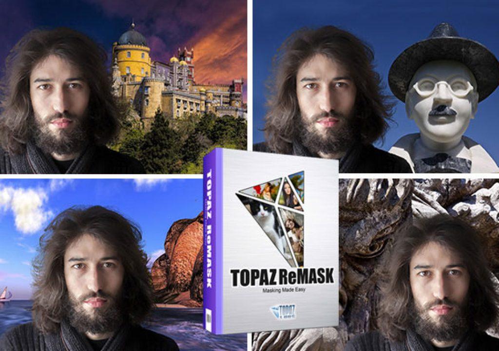 Topaz ReMask 5 works with Lightroom 1