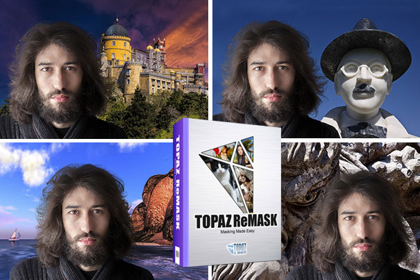 Topaz ReMask 5 works with Lightroom 1