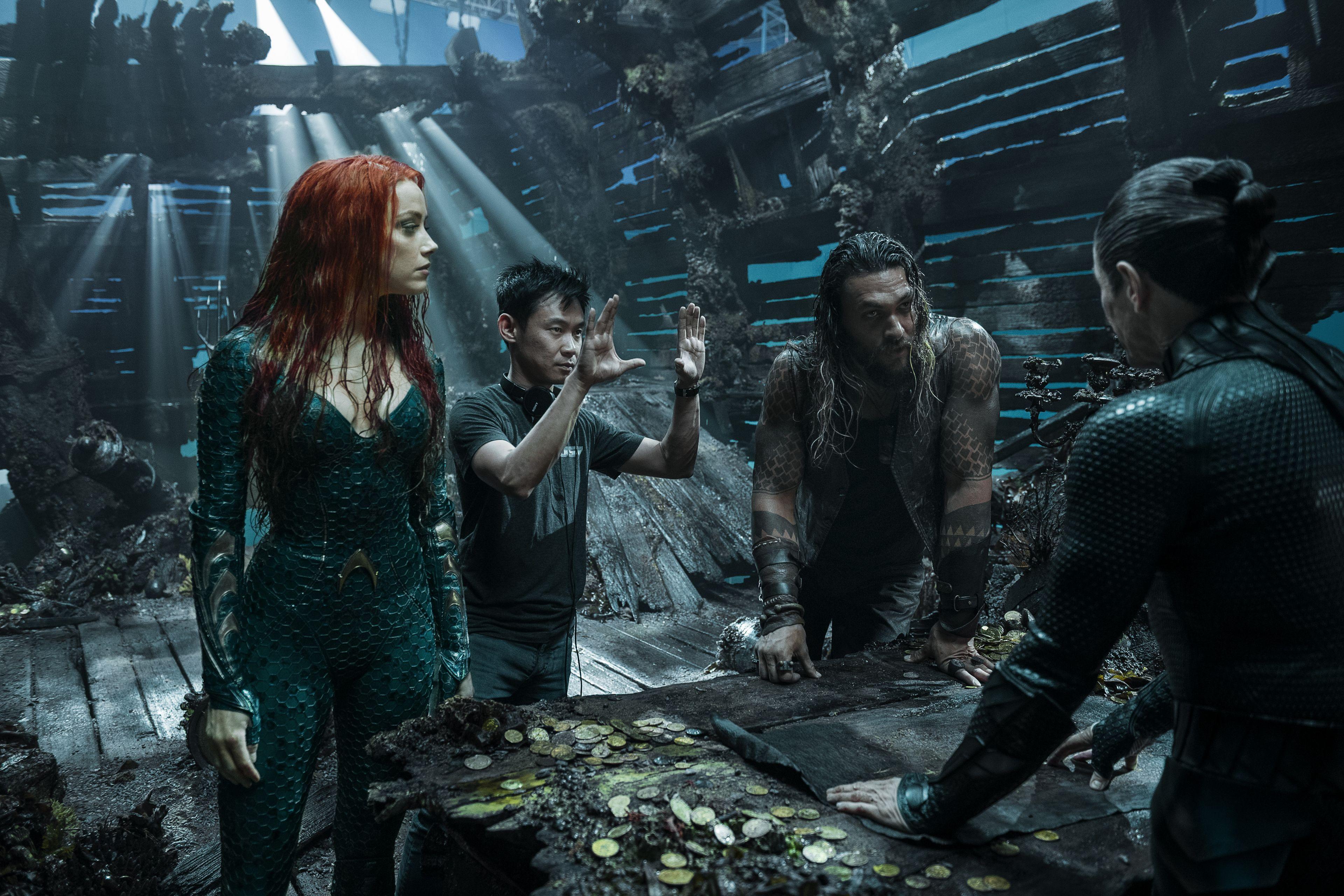 "ART OF THE CUT with Kirk Morri, editor of ""Aquaman"" 33"
