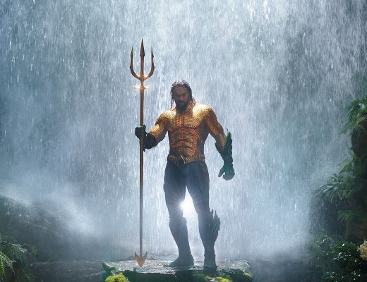 "ART OF THE CUT with Kirk Morri, editor of ""Aquaman"" 73"