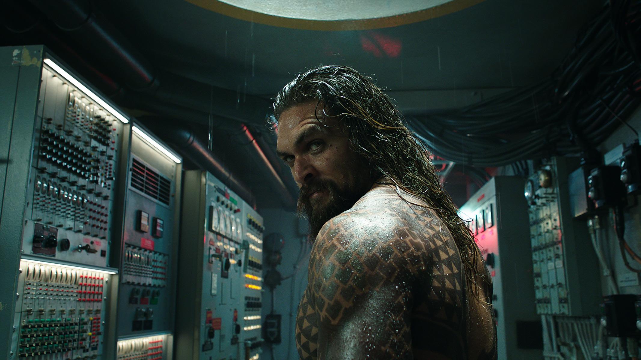 "ART OF THE CUT with Kirk Morri, editor of ""Aquaman"" 38"