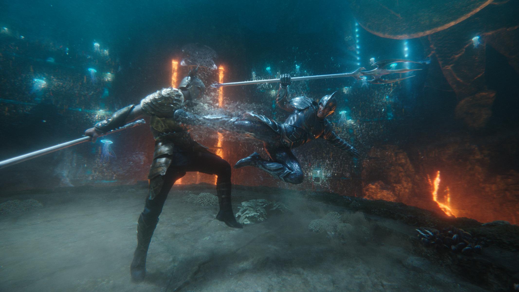"ART OF THE CUT with Kirk Morri, editor of ""Aquaman"" 45"