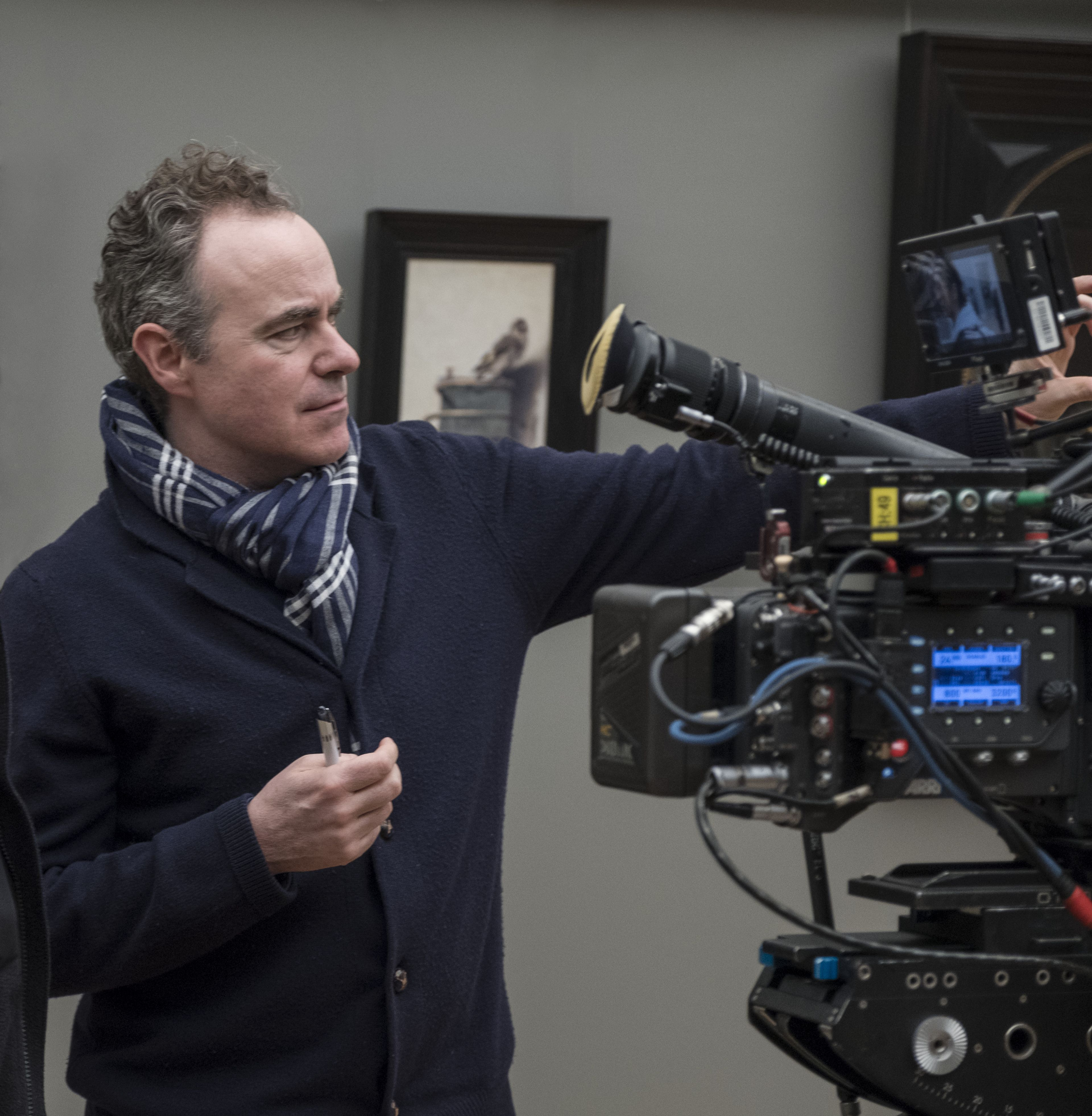 """ART OF THE CUT with Kelley Dixon, ACE on editing """"The Goldfinch"""" 3"""