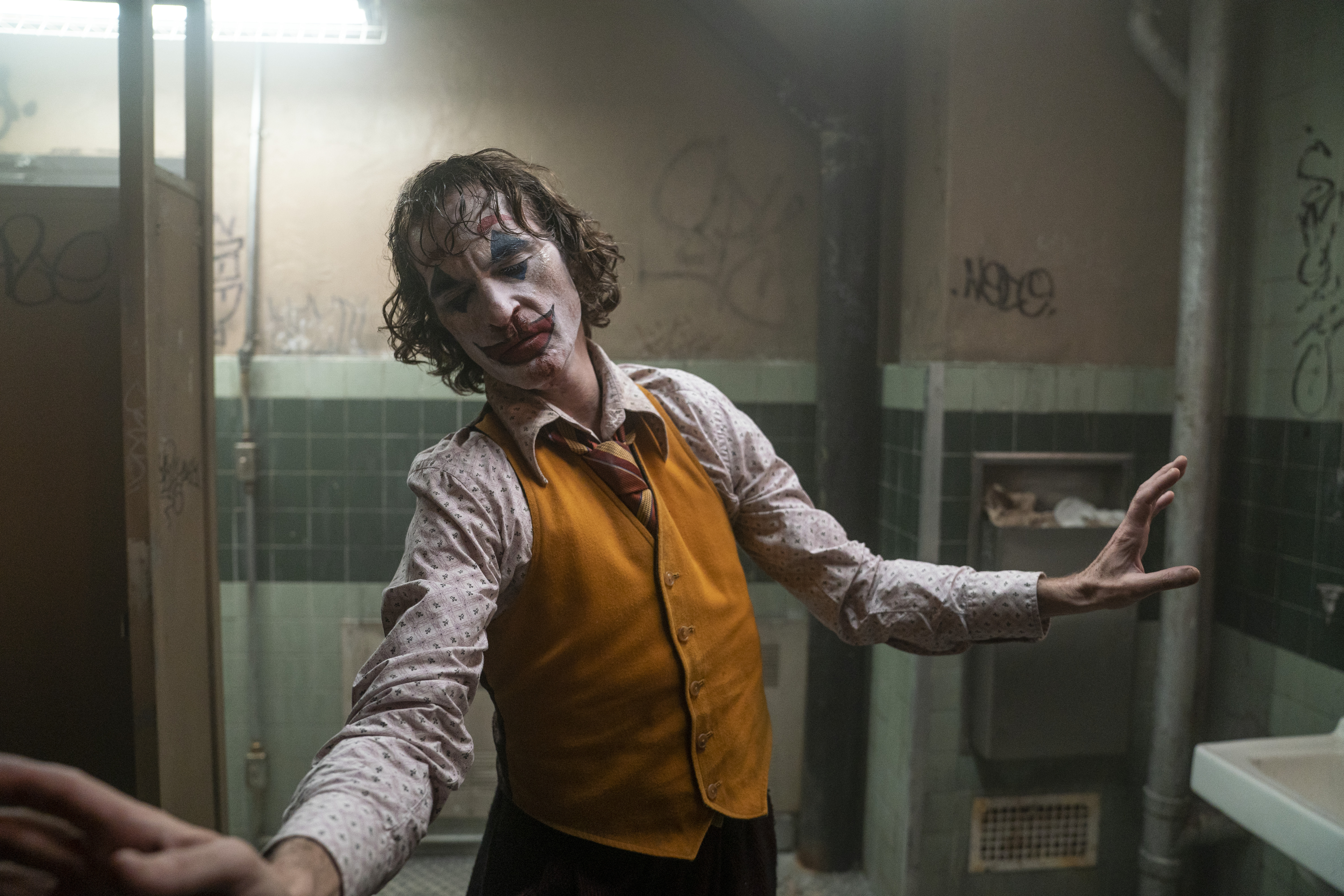 "ART OF THE CUT with ""JOKER"" editor, Jeff Groth 11"