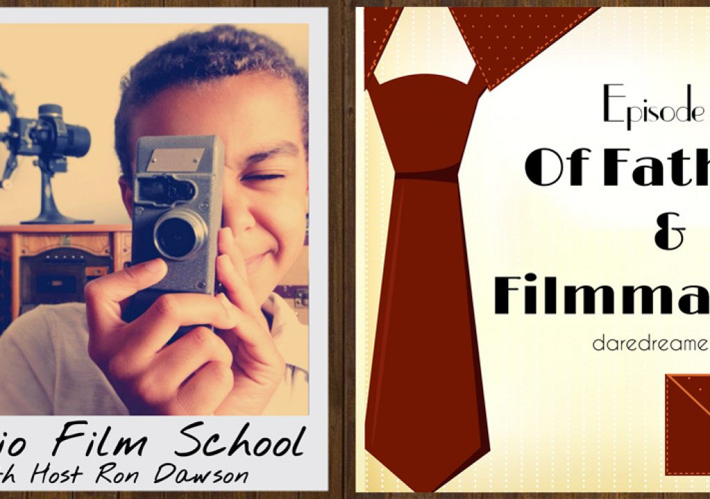 An exploration of fathers and filmmaking 1