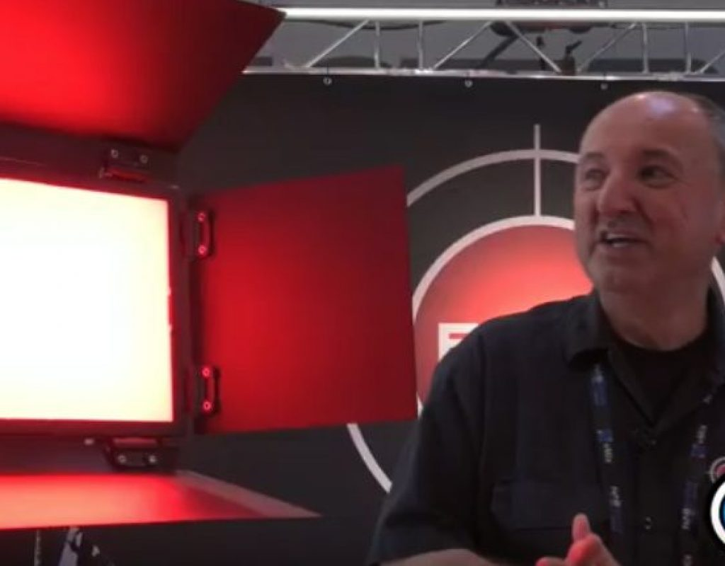 NAB 2019: Area 48 Color LED RGBWW from BB&S Lighting 1