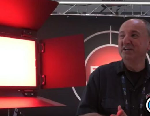 NAB 2019: Area 48 Color LED RGBWW from BB&S Lighting 2