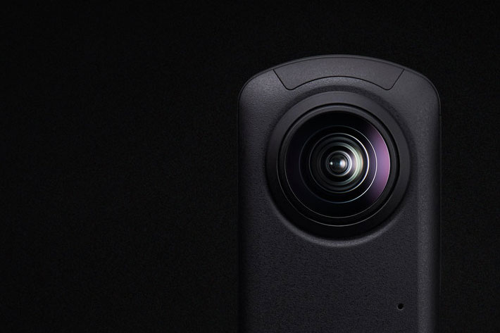Ricoh THETA Z1: Android camera shoots 360-degree videos in 4K UHD at 30fps 2