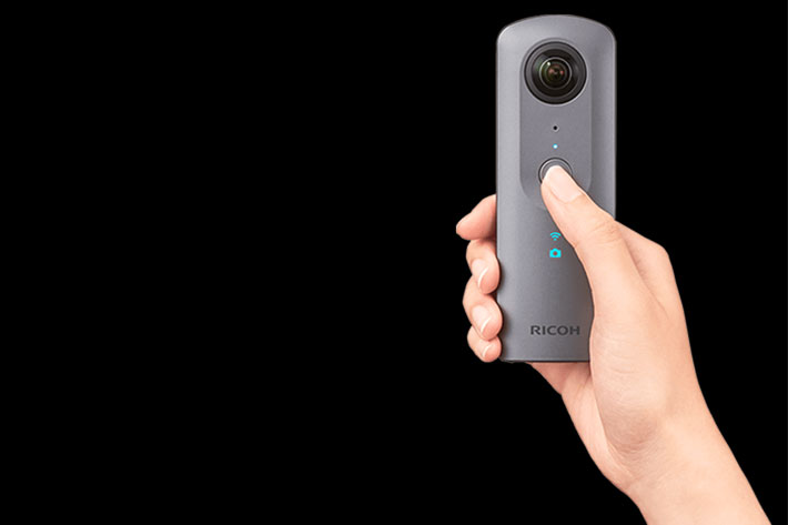 Ricoh THETA Z1: Android camera shoots 360-degree videos in 4K UHD at 30fps 6