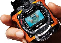 Ricoh goes after GoPro