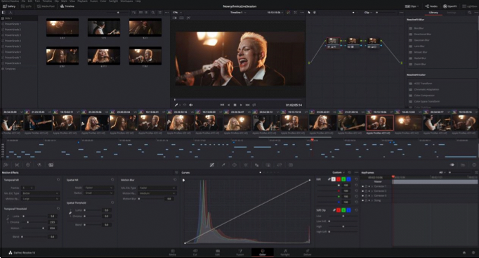 Using LUTs and Powergrades To Streamline Your Davinci Resolve Colour Workflow 7