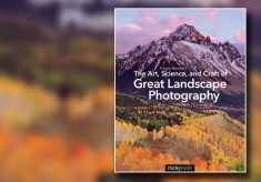 A landscape eBook for the weekend
