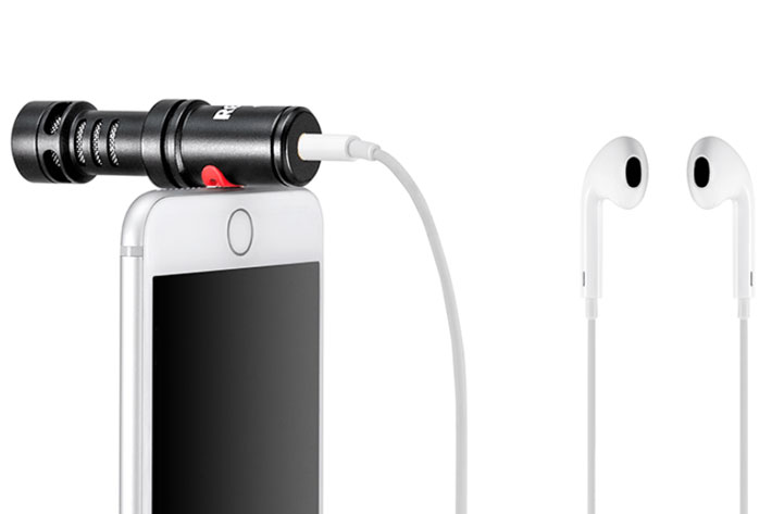 RØDE VideoMic Me-L for Apple iOS with Lightning connectors
