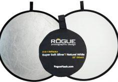 Rogue: a Super Soft Silver reflector