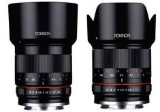 Rokinon: new 21 and 50mm cine and photo lenses