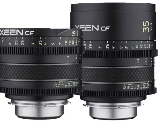 Rokinon announces two new XEEN CF lenses, 16mm T2.6 and 35mm T1.5