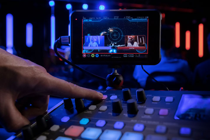 Atomos and Roland offer better multicamera content capture