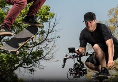 Ronin-M: The One-Man Crew Gimbal