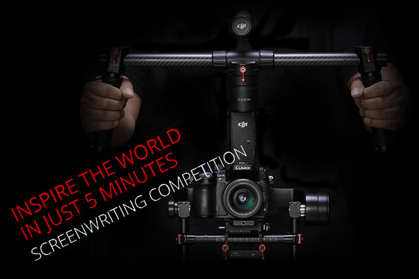 DJI Promotes Screenwriting Competition 9