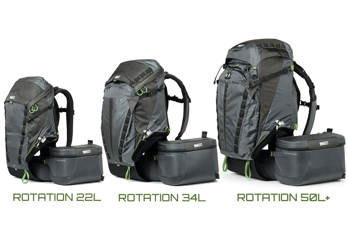 Rotation 180 backpacks: the new series is now available
