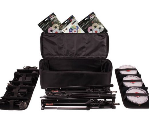 "Rotolight Neo 2 Explorer: a ""shoot anywhere"" lighting kit"