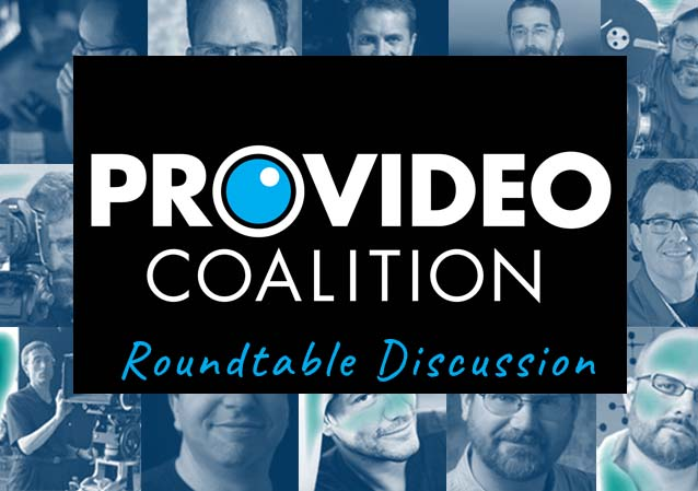 The End of 2020 and the Beginning of 2021 in Production and Post - PVC Roundtable Discussion 1