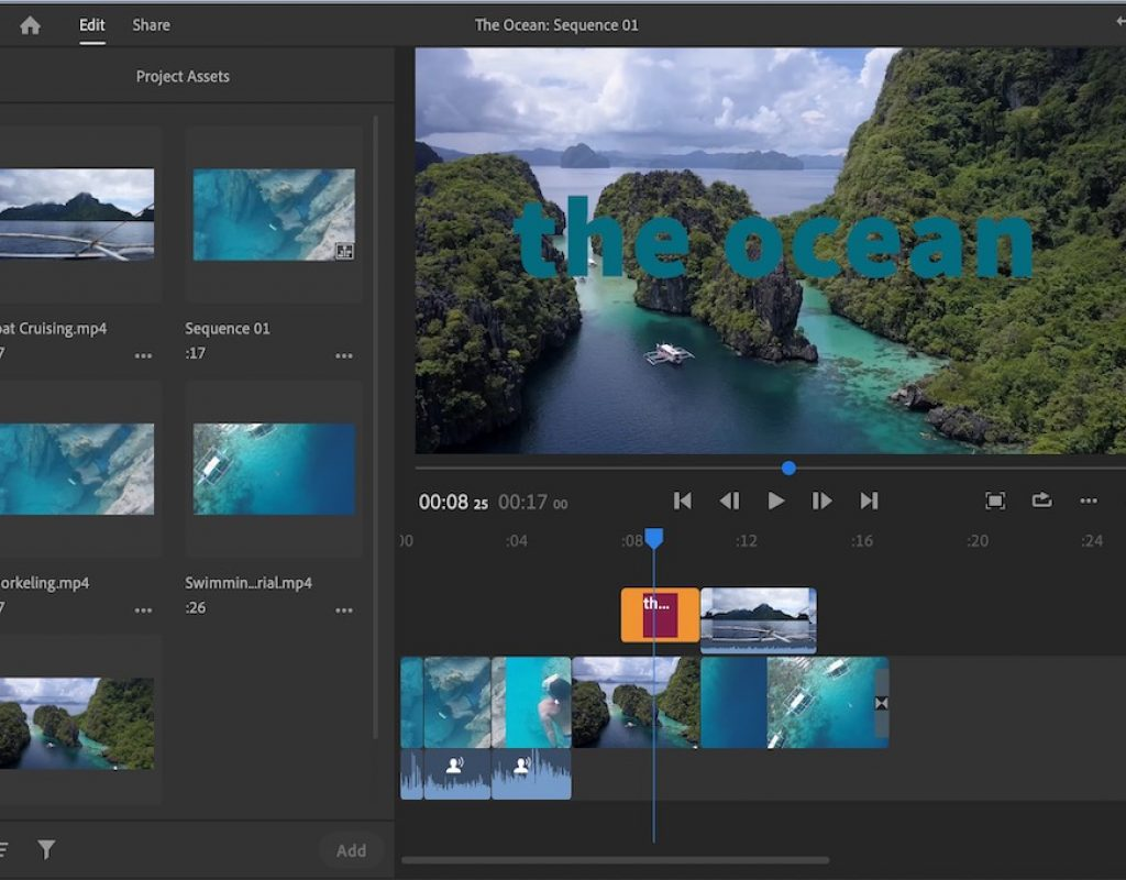 Adobe releases Premiere Rush, the easy, cross-platform video editor that may not be made for you. 1