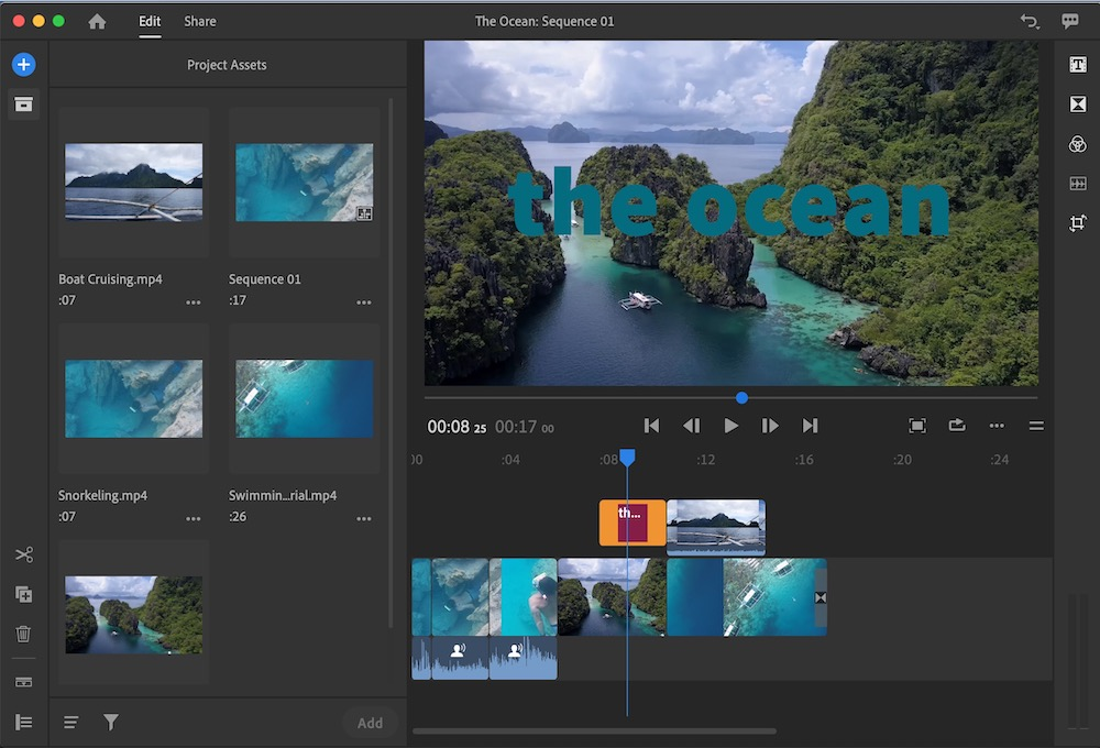 Adobe releases Premiere Rush, the easy, cross-platform video editor that may not be made for you. 3