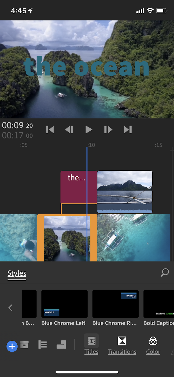 Adobe releases Premiere Rush, the easy, cross-platform video editor that may not be made for you. 5