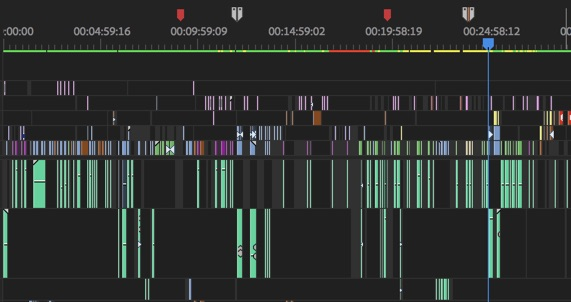 How I edited a complex feature documentary with in Adobe Premiere Pro with no crashes 36