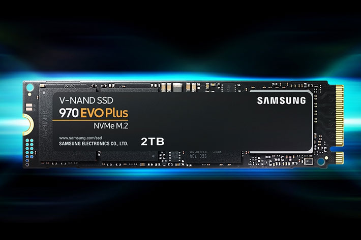 Samsung 970 EVO Plus: new and faster 250GB NVMe SSD costs