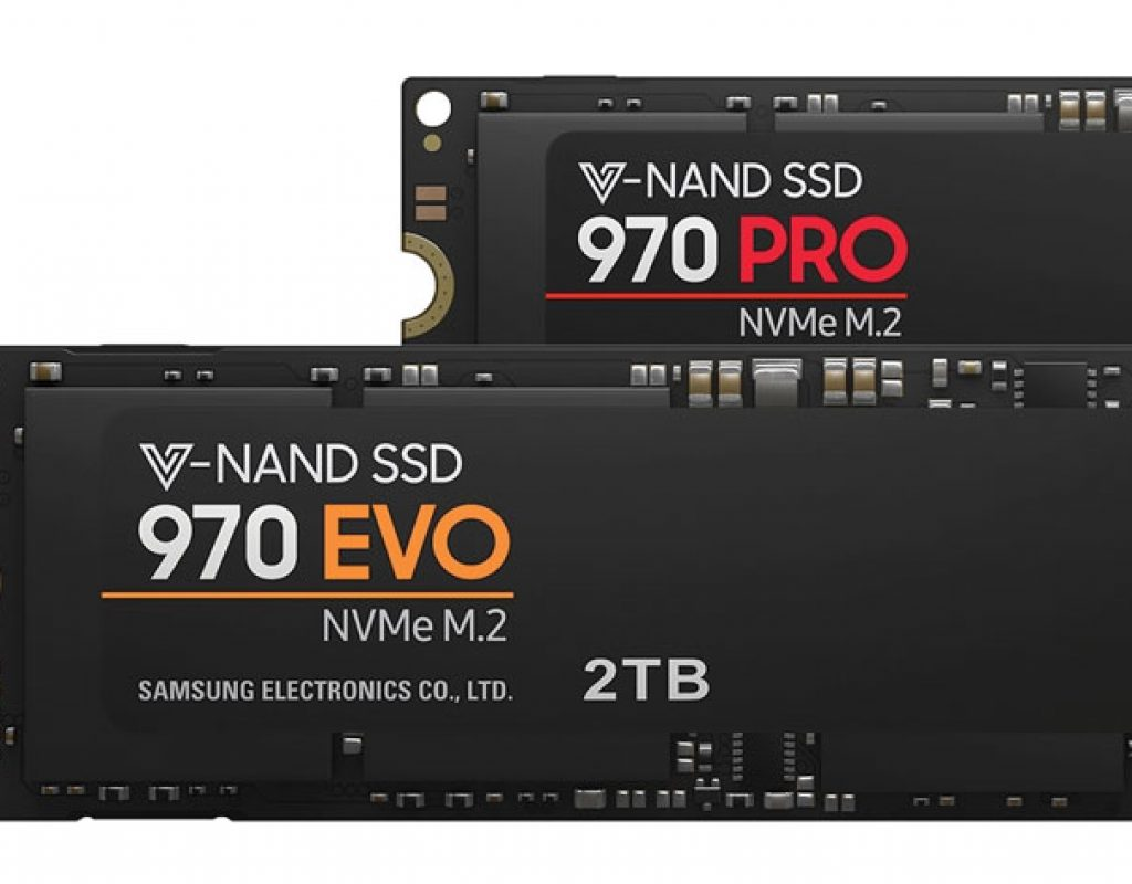 Samsung 970 PRO and EVO NVMe SSDs are 30 percent faster