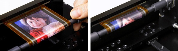 Sony develops 'rollable' OLED display 3