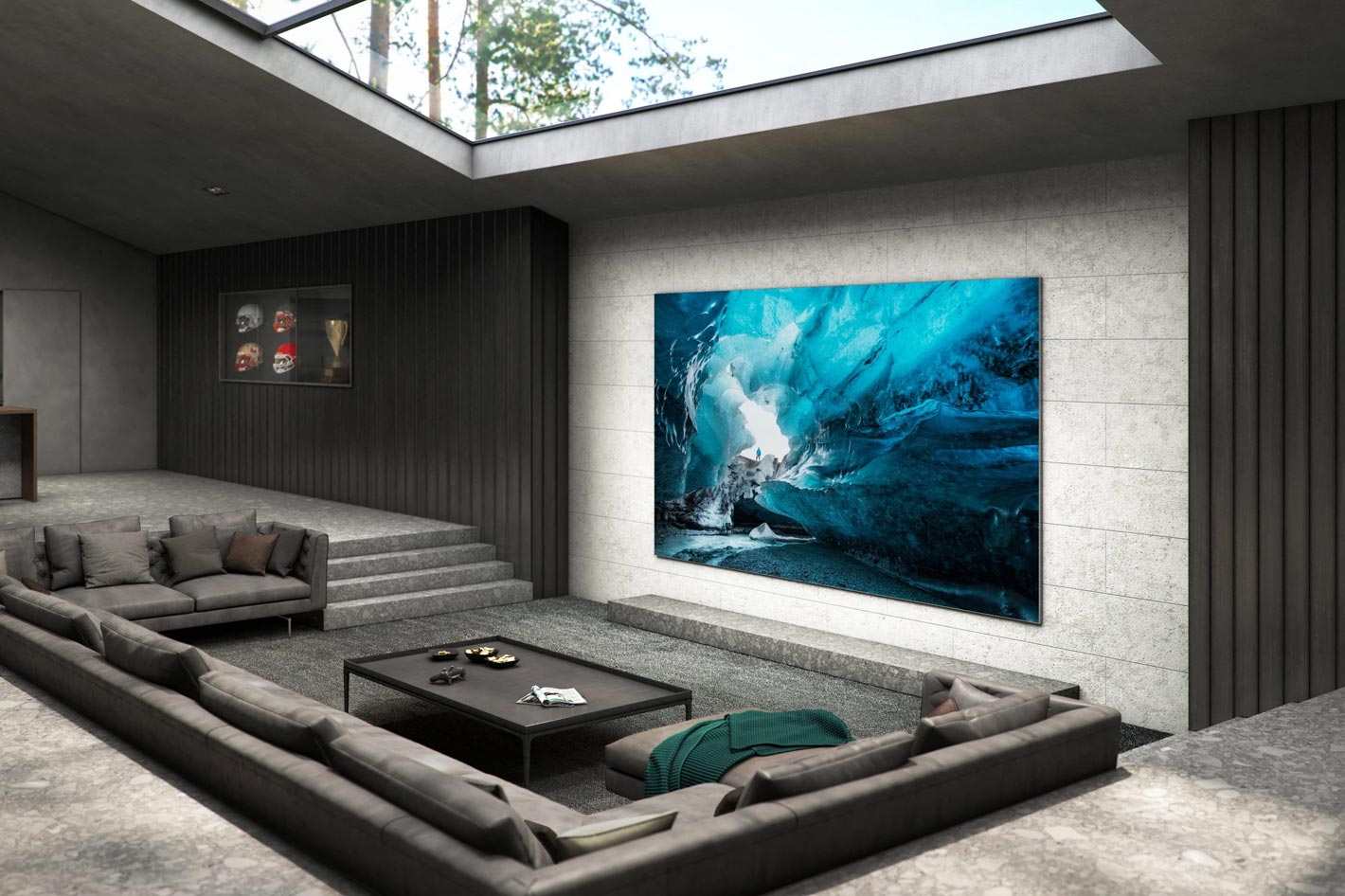Samsung to show 110 MicroLED TV at CES 2021