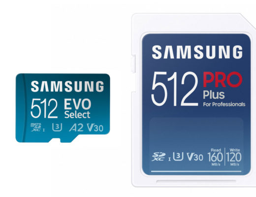 Samsung PRO Plus and EVO Plus: new memory cards for videographers